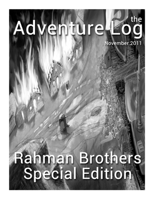 cover: Adventure Log Special Edition