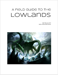 cover image: Field Guide to the Lowlands (feb 2014 draft)